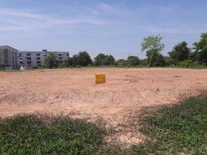ที่ดินเปล่า ถมที่ดินเสร็จแล้ว ลำลูกกา คลอง 2 ขนาด 674 ตารางวา