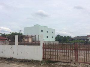 ภายในที่ดิน ซอยนนทบุรี 48 ถมที่ดินเสร็จแล้ว พื้นที่ขนาด 519 ตารางวา