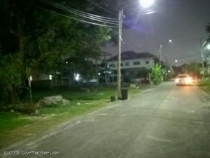 ที่ดินหมู่บ้านชลลดา รามอินทรา