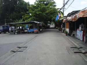 ที่ดิน ถมที่ดินเรียบร้อยแล้ว ถนนเอกชัยบางบอน ขนาดพื้นที่ 2 ไร่