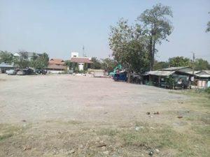 ขายที่ดิน เนื้อที่ 3 ไร่ 268 ตารางวา ถนนมัยลาภ ราคาถูก ถมดินเรียบร้อยแล้ว