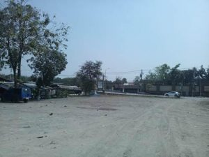 ขายที่ดิน เนื้อที่ 3 ไร่ 268 ตารางวา ถนนมัยลาภ ถมดินเรียบร้อยแล้ว ราคาถูก