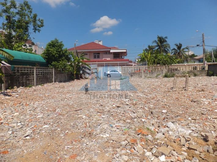 ขายที่ดิน ซอยบางนา-ตราด 37 ถมที่เรียบร้อยแล้ว พื้นที่ 61 ตารางวา ราคาถูก